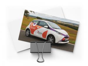 Printdesign, Fahrzeugbeschriftung