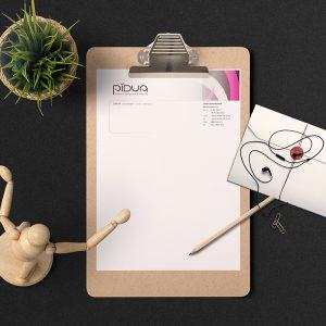 Printdesign, Briefpapier