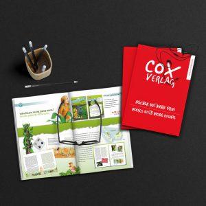 Printdesign, Broschüren
