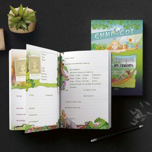 Printdesign, Buchlayout